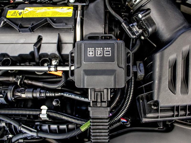 Performance Pack FSR14: more MINI power